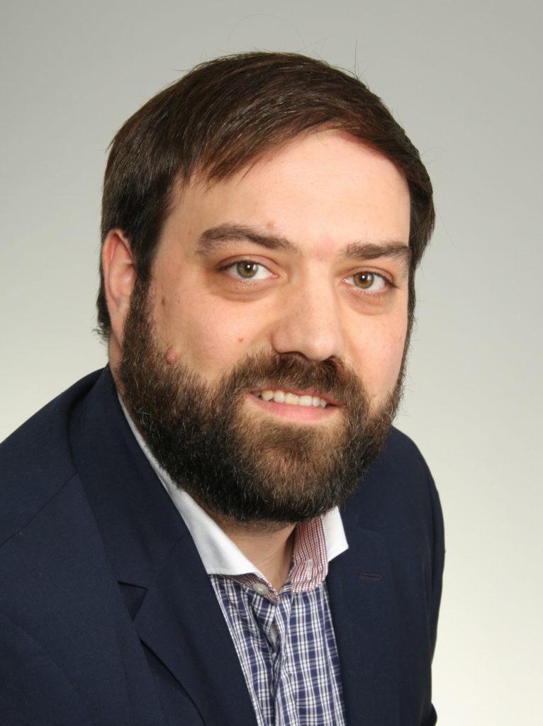 Sebastian Ganschow, GTM Manager Security bei NTT Ltd.