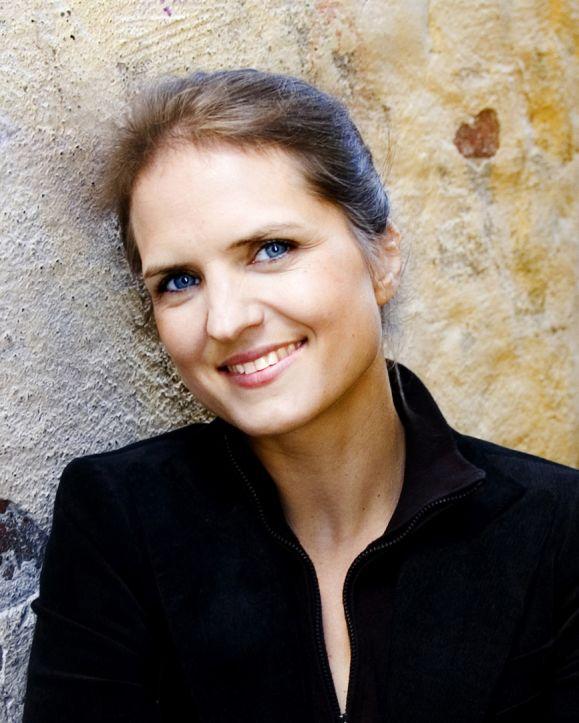 Stina Ehrensvärd, CEO von Yubico