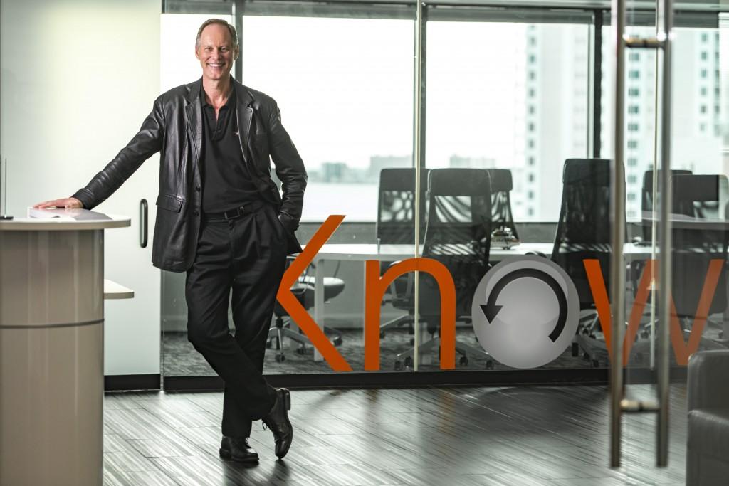 Stu Sjouwerman, CEO bei KnowBe4