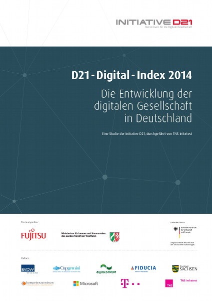 Studie D21-Digital Index 2014