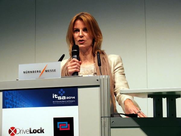 IT-SIcherheit in der Wirtschaft 2014 - Dr. Susanne Schubert