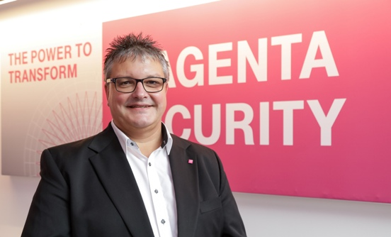 Dirk Backofen, Chef Telekom Security