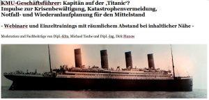 Titanic-KMU-Webinare