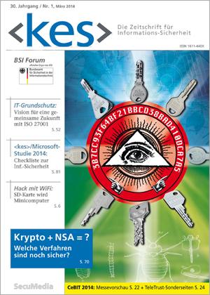 Titel <kes> Ausgabe 1/2014