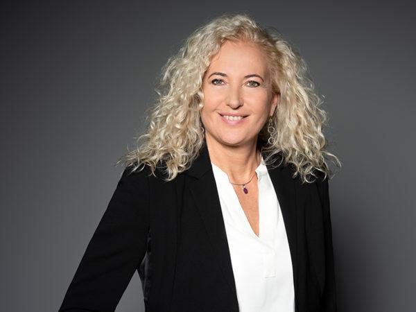 Andrea Wörrlein, Geschäftsführerin von VNC, Berlin und Verwaltungsrätin der VNC AG, Zug