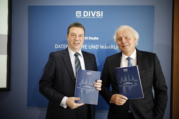 Vorstellung DIVSI Studie in Berlin