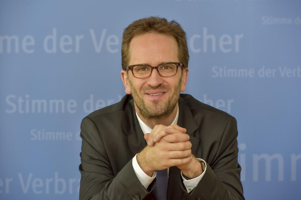 Klaus Müller, vzbv